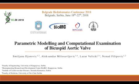 1.P5 Djorovic – Parametric Modelling and Computational Examination of Bicuspid Aortic Valve